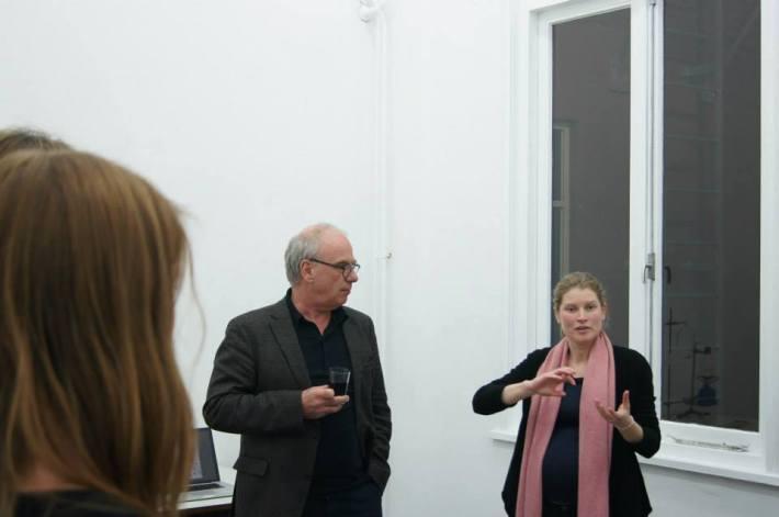 Leerling/ Meester #5: Charlotte Dumas - preview met Hendrik Driessen
