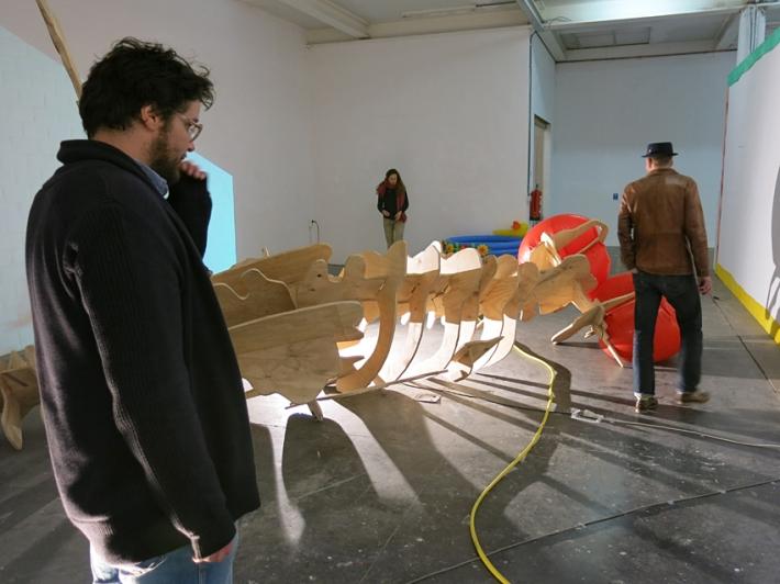 Leerling/ Meester #10: Toni van Tiel @ Croxhapox, Gent