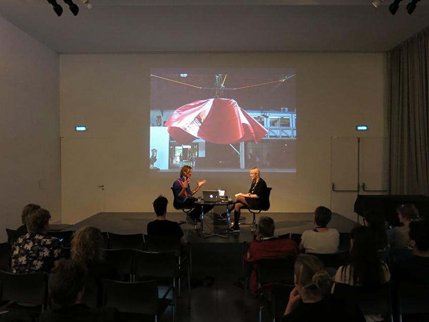 Meestergesprek Marleen Hartjes met Zoro Feigl, Museum de Pont