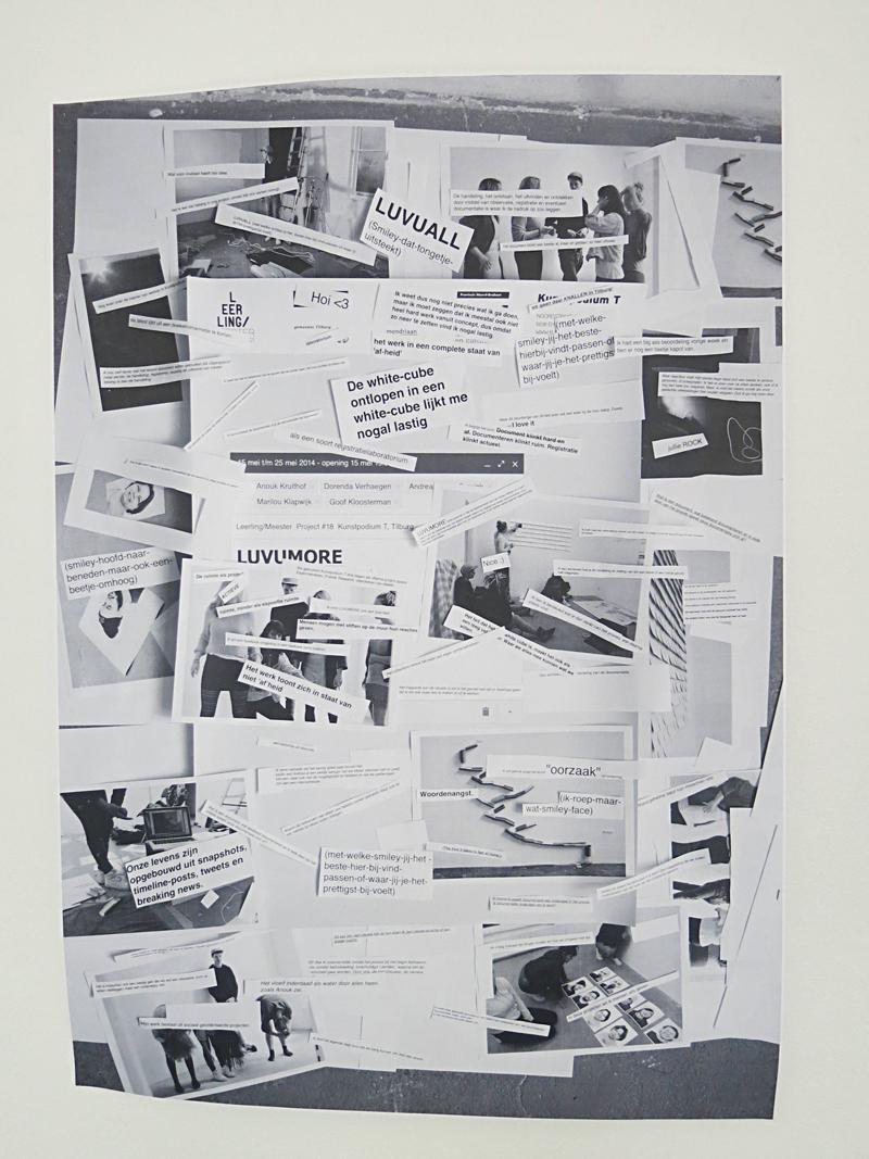 Leerling/Meester #18 Anouk Kruithof