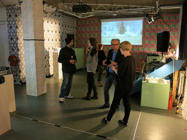 Leerling/ Meester #14: Valerie van Leersum @ Extrapool Nijmegen
