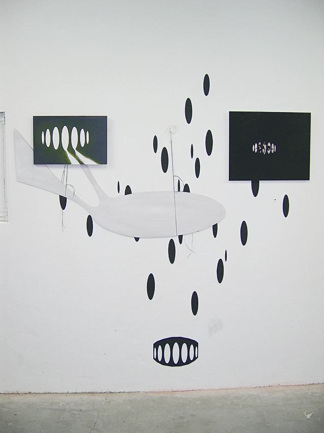 Spatial sketch | Karin van Pinxteren | 2005