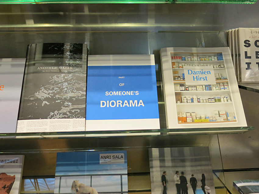 'Part of Someone's Diorama' | Karin van Pinxteren | 2012 | Museumshop De Pont
