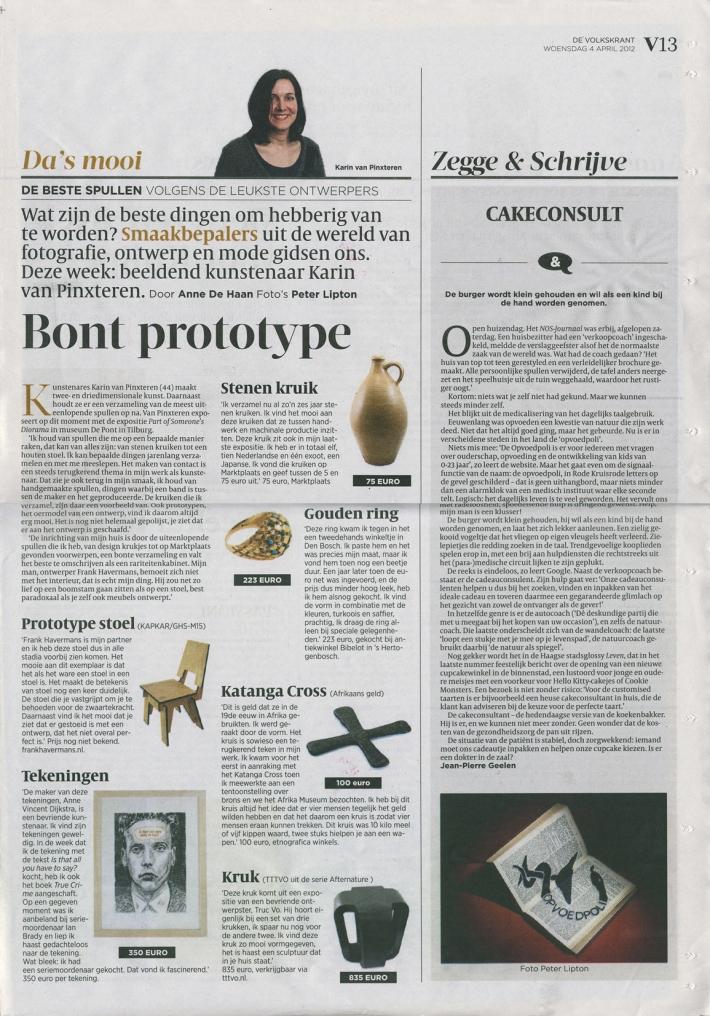 Volkskrant 04-04-2012