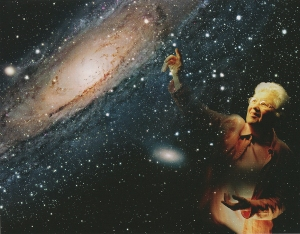 Vera Rubin touching the universe Getty Images Peter Ginter