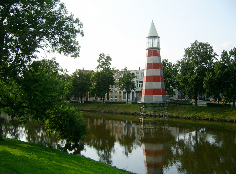 Aldo Rossi lighthouse - Aldo's Commissionaire Karin van Pinxteren
