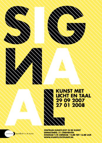 Signaal | Museum Kunstlicht in de Kunst | Eindhoven