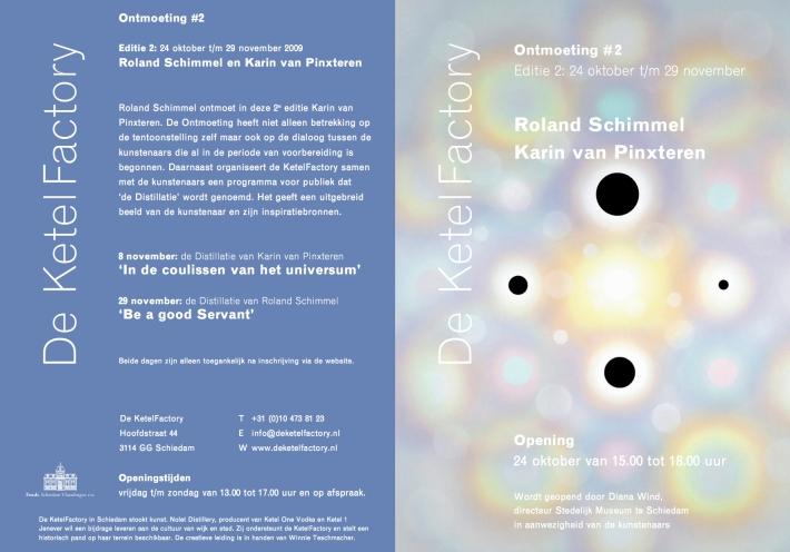 Uitnodiging de KetelFactory Pinxteren en Schimmel