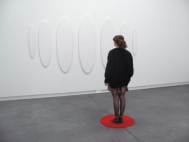 Young woman on Court Dance II... | Museum De Pont | Karin van Pinxteren