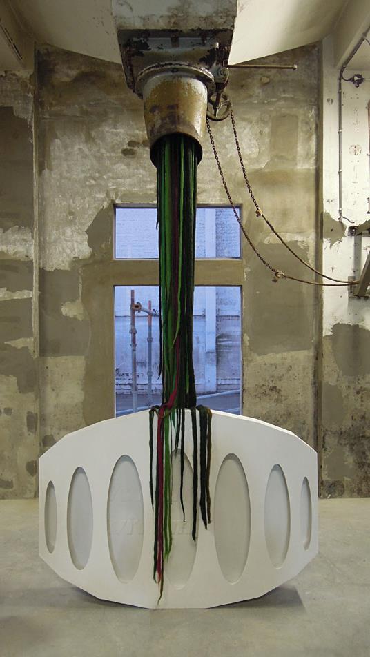Silo Exotica - Karin van Pinxteren - 2012