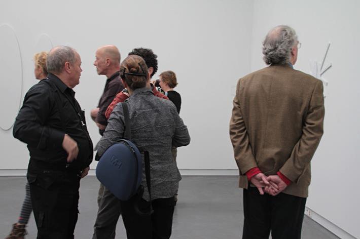 visitors exhibition space   Museum De Pont   Karin van Pinxteren