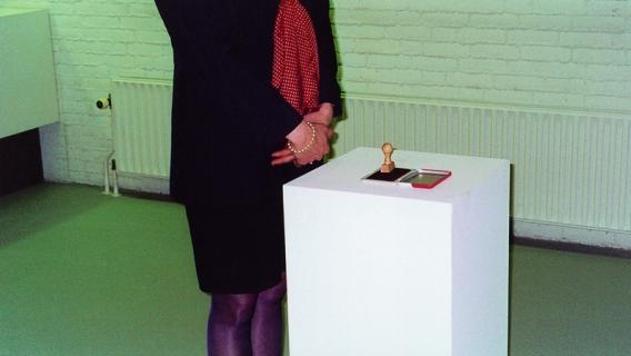 Karin van Pinxteren - Approach / performance