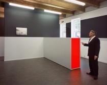 Existential Interior #3 'Waltz with me'   Karin van Pinxteren   2007   photo Leo van Kampen   with Koos Dalstar