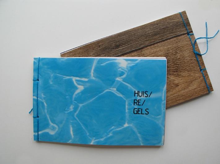 cover book Huis/Re/Gels