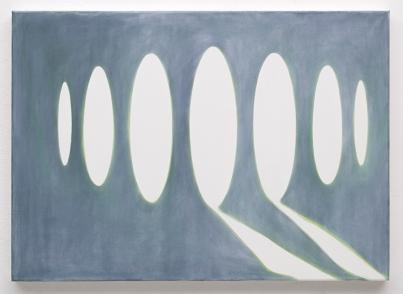 Visitor 7 |Karin van Pinxteren oil on canvas