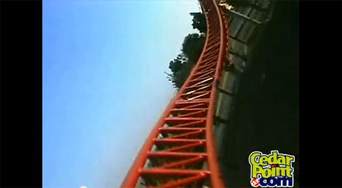 The Maverick - Cedar Point