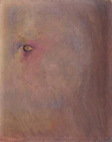 Schoenberg - Roter Blick - 1910