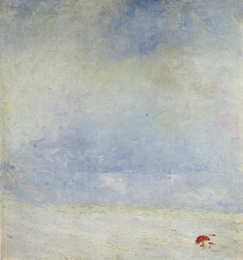 wp Strindberg - Den Ensamma Giftsvampen - 1893