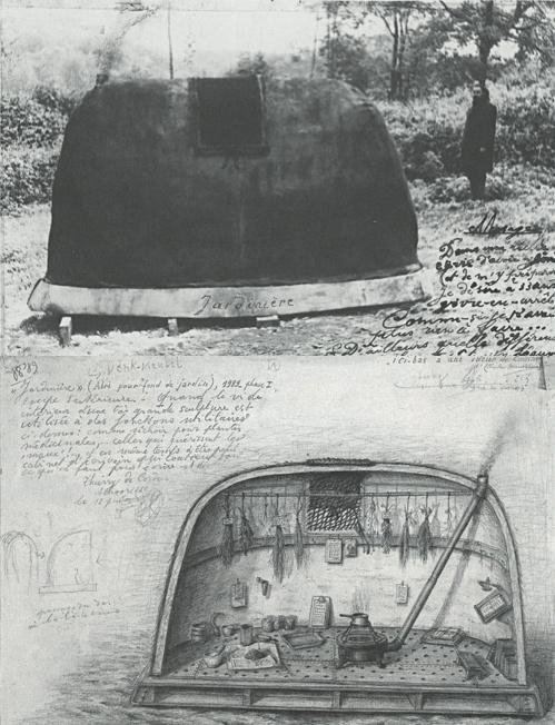 Thierry de Cordier - Le Jardinière - 1989