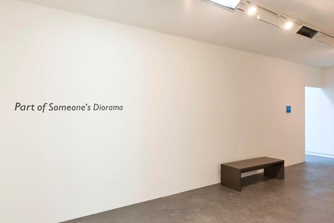 Part of Someone's Diorama Museum De Pont, 2012