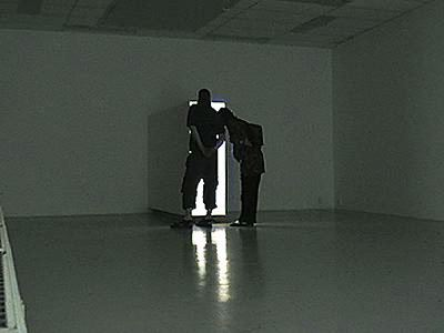 Creature | Karin van Pinxteren | Vertoningsruimte Argument, Tilburg | 2004