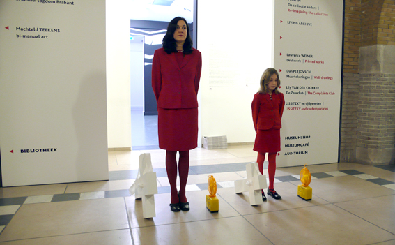 Classified | GHB |Van Abbemuseum | Karin van Pinxteren | photo by Annemariken Hilberink