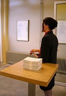 Deal with me   Karin van Pinxteren   CBK 's-Hertogenbossch   2006