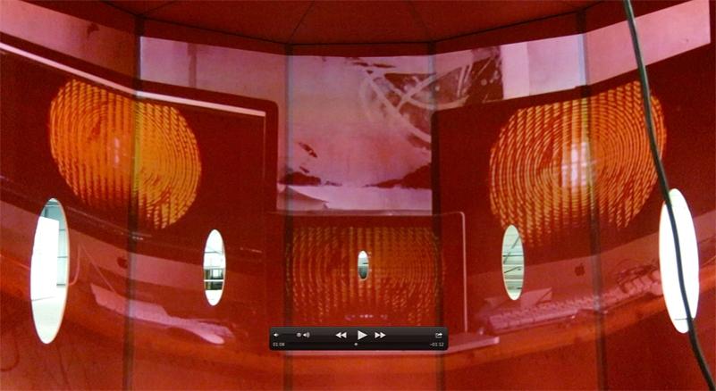 La chambre de Catherine test video