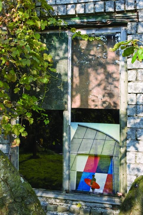 These Gardens 1| Karin van Pinxteren | duratrans | DAAR De Krabbedans | 2008 | photo by Norbert van Onna