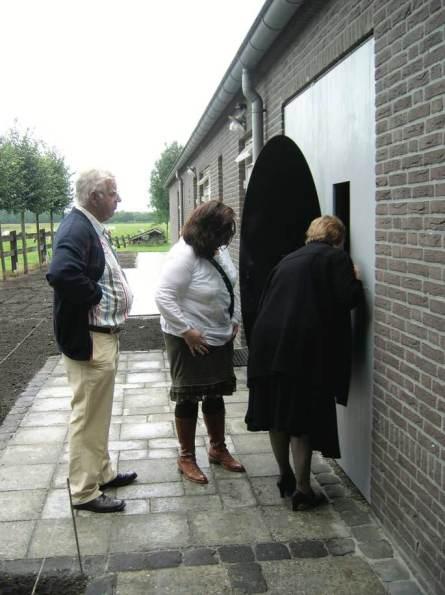 These Gardens 2| Karin van Pinxteren | mixed media | DAAR De Krabbedans | 2008