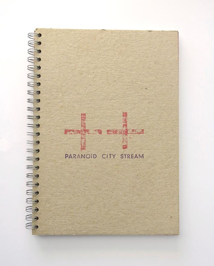 Paranoid City Stream - cover | Karin van Pinxteren | 2000