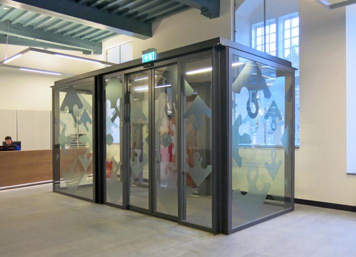 SIISIIN | main entrance | Karin van Pinxteren | 2015