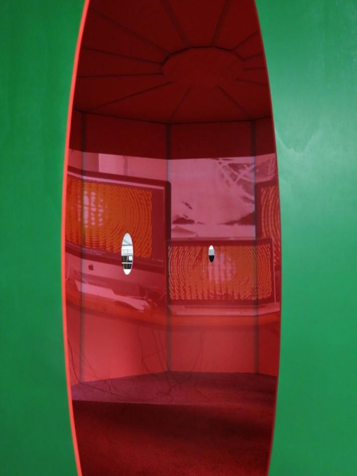 La chambre de Catherine Karin van Pinxteren inside outside