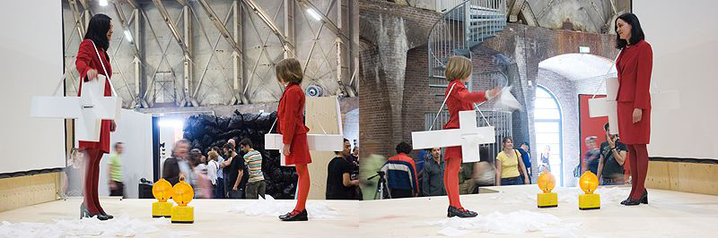 Classified | Kunstvlaai 6 | 1st performance | 2006