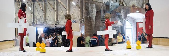 Classified | Kunstvlaai 6 | 1st performance | 2006