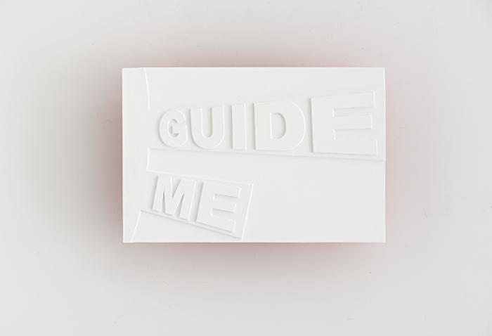 s and d Guide me | Karin van Pinxteren | 2017