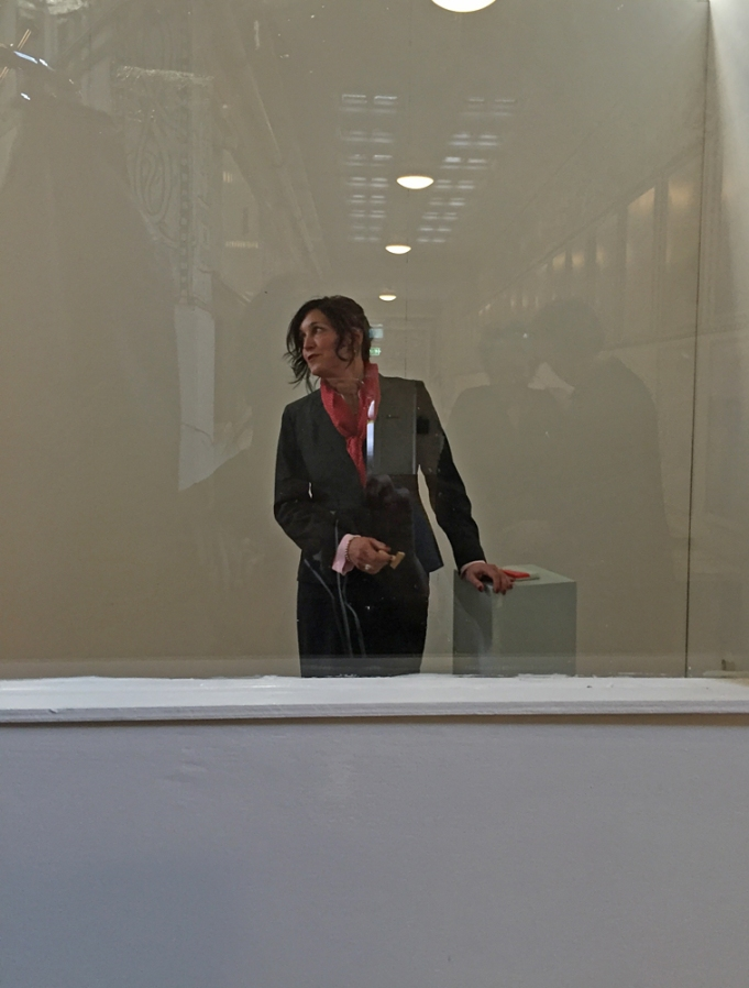 VERBLIJF ME | Karin van Pinxteren | 2017 | foto Chantal Breukers