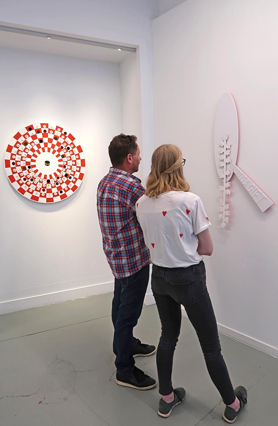 opening Easy to love.. twelve twelve gallery 5